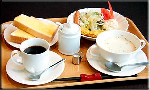 朝食-洋食