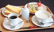 朝食メニュー(洋食)