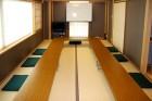 和室16帖 会議スタイル(座卓/ホワイトボード)