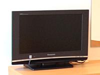 全室液晶テレビ