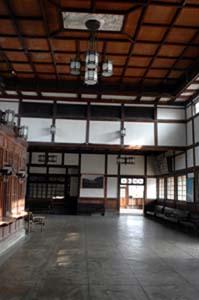 大社駅構内3